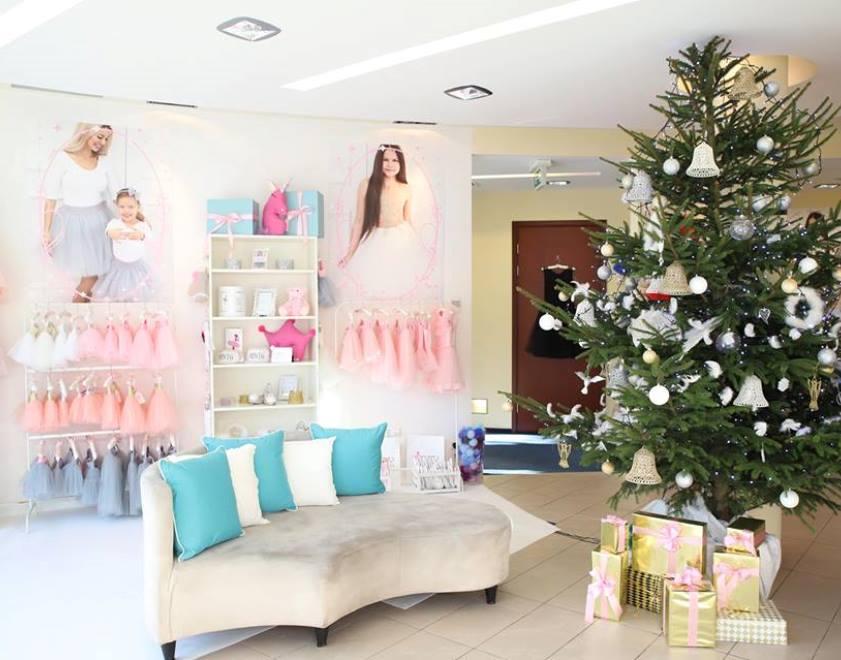 TUTU Princess Christmas POP UP SHOP