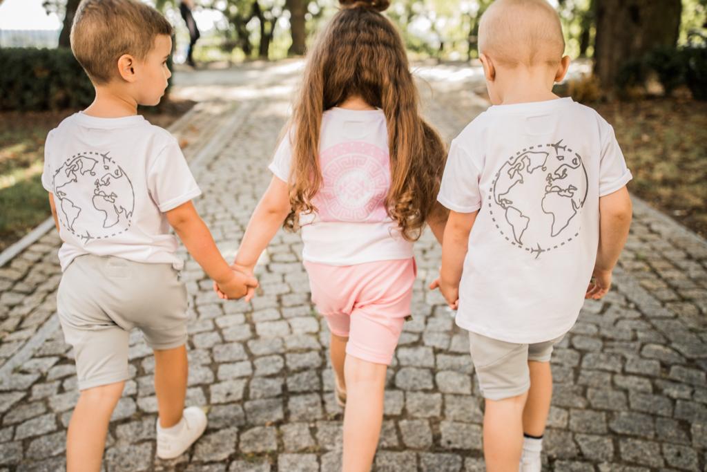 Sparkle Kids - World