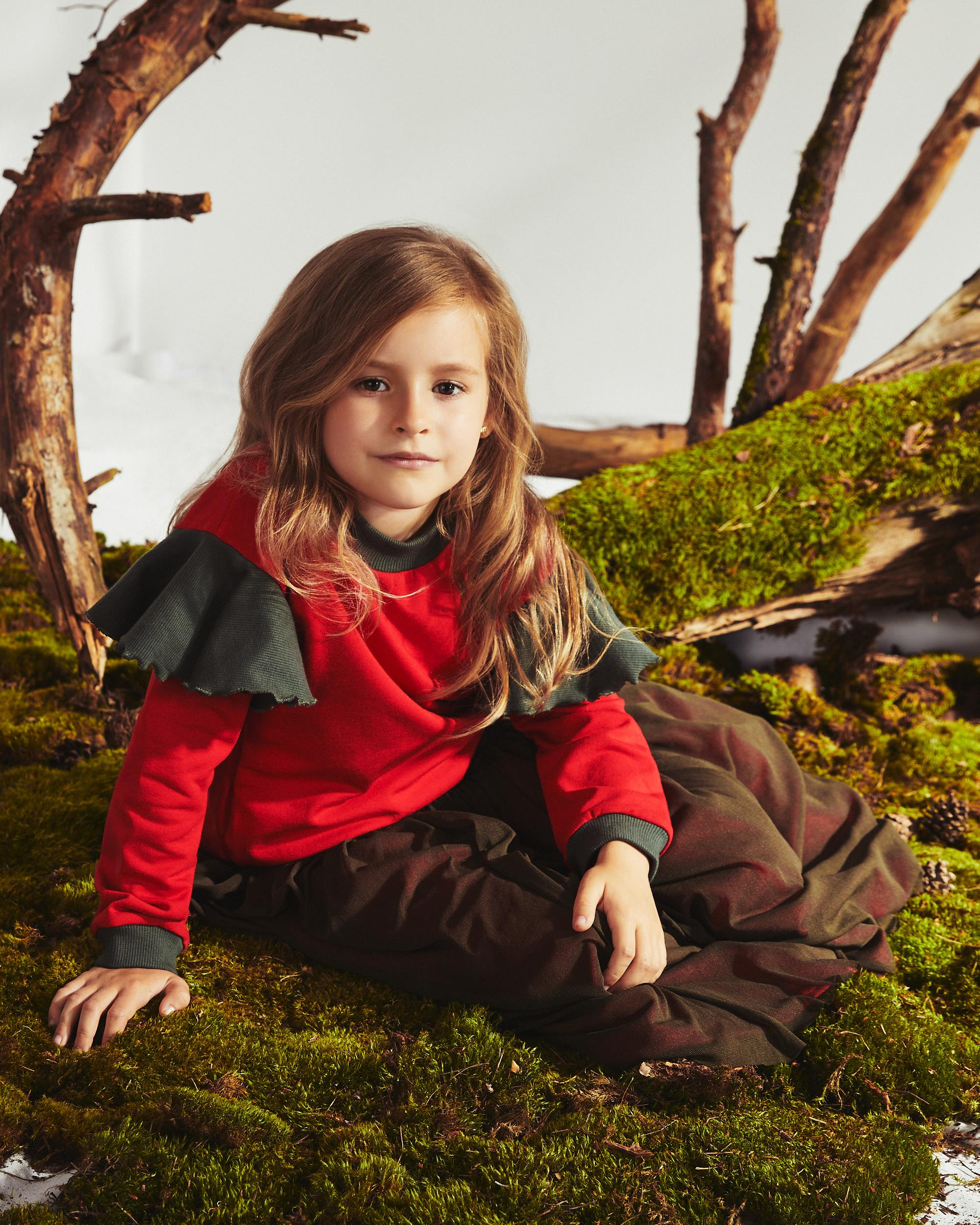 Banana Kids AW19 Mysterious Forest