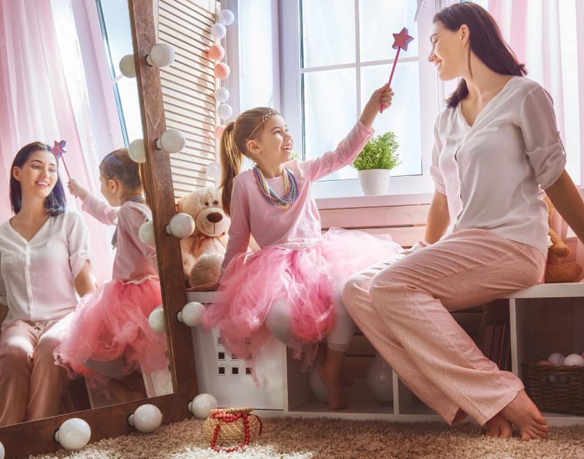 Reklama targów parentingowych