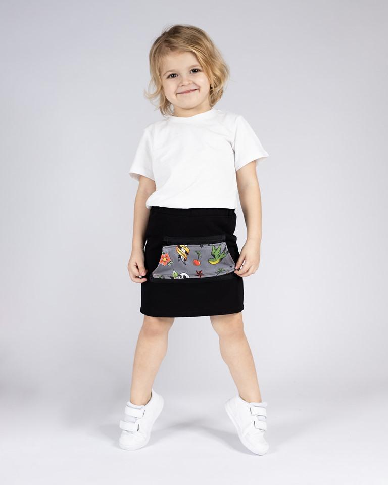 Kid in pocket